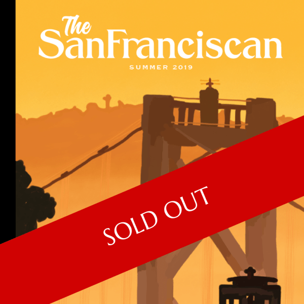 Issue 1 Sold Out