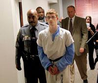 Dereck Shrout (AL) high school teen white supremacist