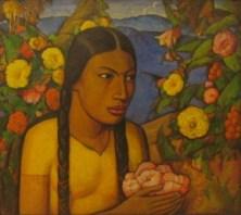 mexico city painting Juanita 037