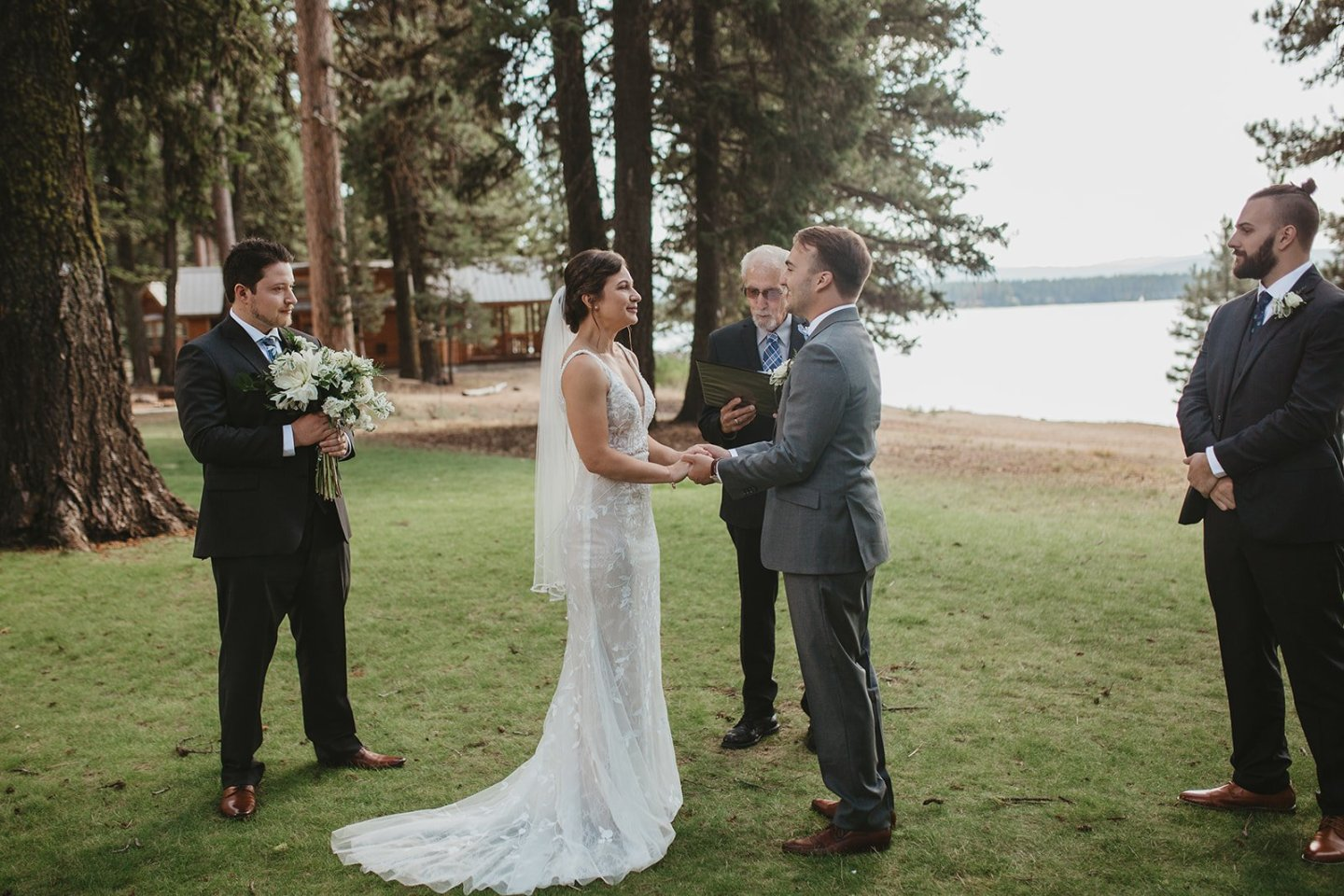 Hayle and Sean Santella Getting Married