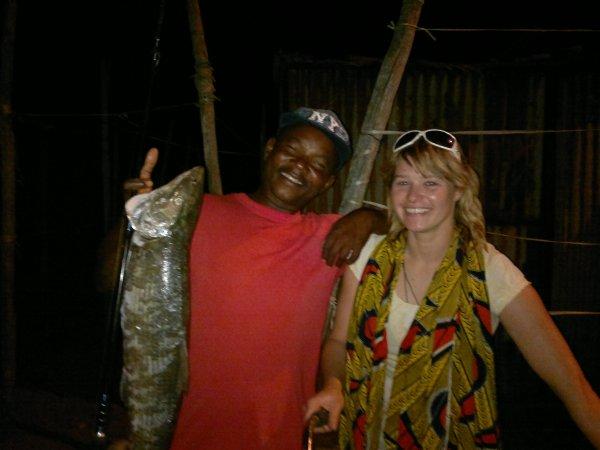 Jimmy Bonefish regularly catches these world record potential bonefish