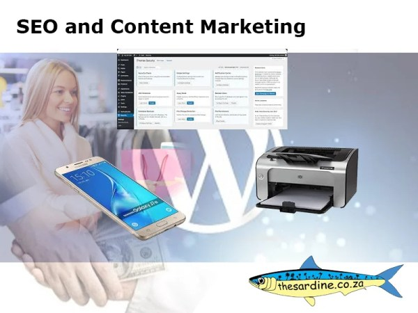 SEO and Content Marketing by The Sardine News