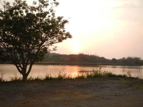 Sunrise on the Umzimkulu