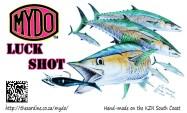 MYDO-Luck-Shot-Sticker
