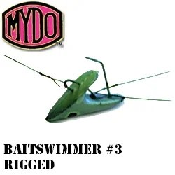 Free delivery on rigged baitswimmers from Mydo