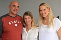 Mark Addison (Assagay), Gail Addison (Assagay) and Olivia Symcox (Scottburgh).