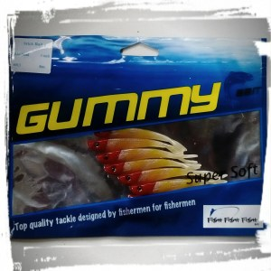 Gummy Stick Bait