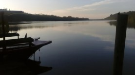 Early morning on the Umzimkulu River
