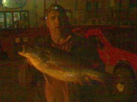 Ian Logie is top weight for the might Rock Salmon in the Umzimkulu