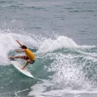 KZN Winter waves with Chris Leppan