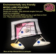 The original baitswimmers love their new packaging