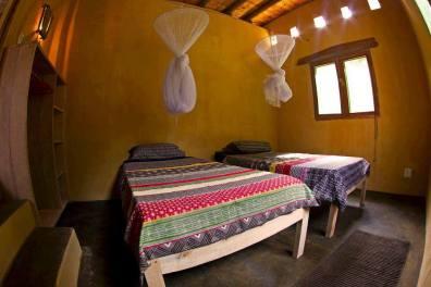 European style bedroom