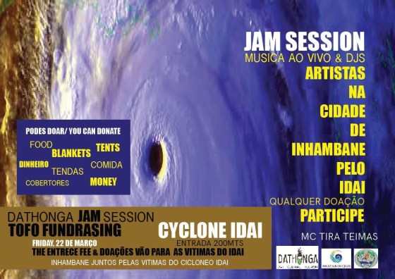 Cyclone Idai Update: everyone doing their bit. OnDaWay leading the way!