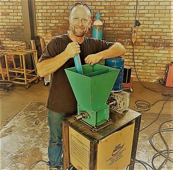 ShredderONE with Jonny Van Biljon of Nu-Style Steel and Fabrication