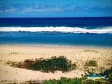 Praia do Chongoene to Xai Xai reveals views like this the whole way along