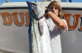 Darren Poole - Shelley Beach - 40kg King Mackerel