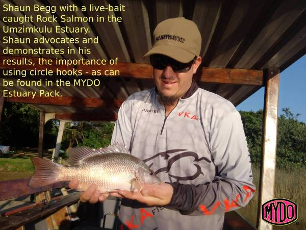 The MYDO Estuary Pack contains all you need to target estuary gamefish