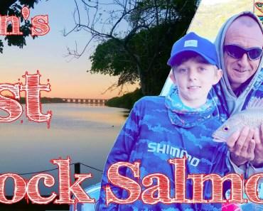 Bens first Rock Salmon in the Umzimkulu Estuary