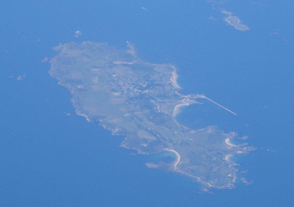 Alderney, home of Quay FM radio station