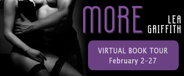 MORE by Lea Griffith: Excerpt & Guest Post