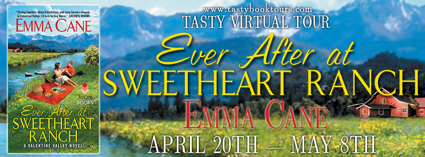 EVER AFTER AT SWEETHEART RANCH by Emma Cane: Excerpt & Giveaway