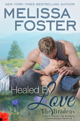 HEALED BY LOVE by Melissa Foster: Review & Giveaway