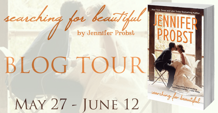 SEARCHING FOR BEAUTIFUL by Jennifer Probst: Review