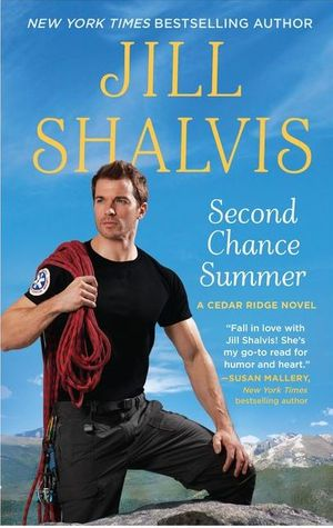 SECOND CHANCE SUMMER by Jill Shalvis: ARC Review