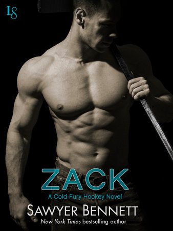 ZACK by Sawyer Bennett: Review & Giveaway