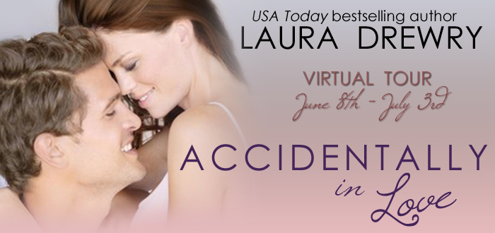 ACCIDENTALLY IN LOVE by Laura Drewry: Review & Giveaway