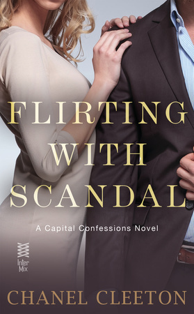 FLIRTING WITH SCANDAL by Chanel Cleeton: Review
