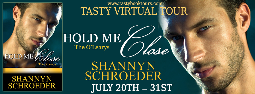HOLD ME CLOSE by Shannyn Schroeder: Review & Giveaway