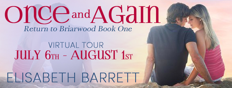 ONCE AND AGAIN by Elizabeth Barrett: Review & Giveaway