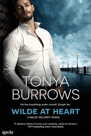 WILDE AT HEART by Tonya Burrows: Review