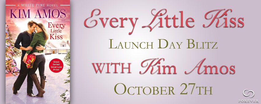 EVERY LITTLE KISS by Kim Amos: Launch Day Blitz