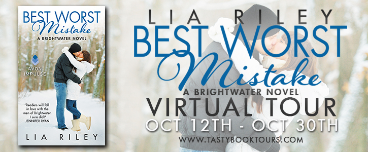 BEST WORST MISTAKE by Lia Riley: Review