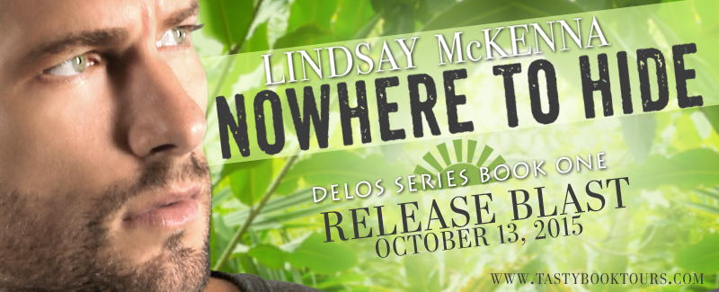 NOWHERE TO HIDE by Lindsay McKenna: Book Blast