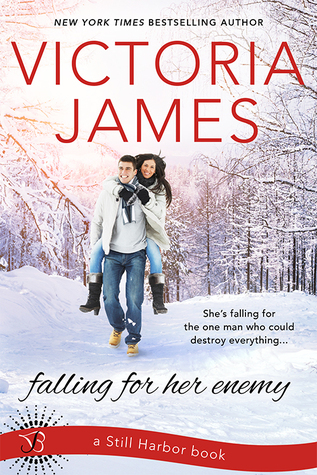 FALLING FOR HER ENEMY BY Victoria James: Review