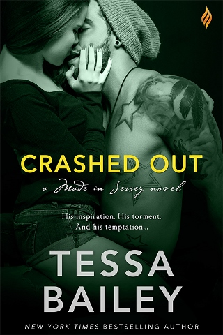 CRASHED OUT by Tessa Bailey: Review