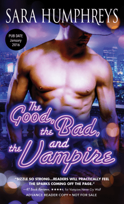 THE GOOD, THE BAD AND THE VAMPIRE by Sara Humphreys: Review