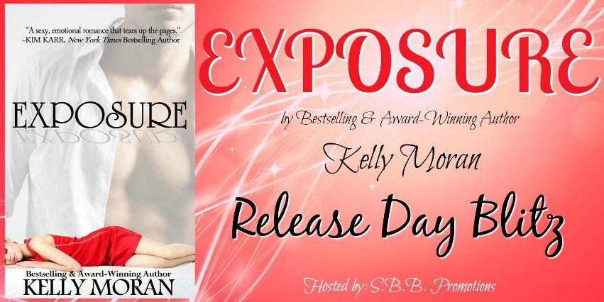 EXPOSURE by Kelly Moran: Release Spotlight