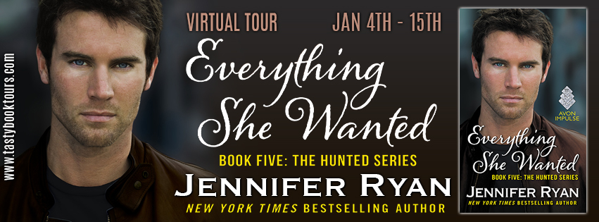 EVERYTHING SHE WANTED by Jennifer Ryan: Excerpt & Giveaway