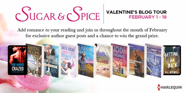Brenda Jackson on VALENTINE'S DAY, POSSESSED BY PASSION + Giveaway