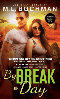 BY BREAK OF DAY by M. L. Buchman: Review