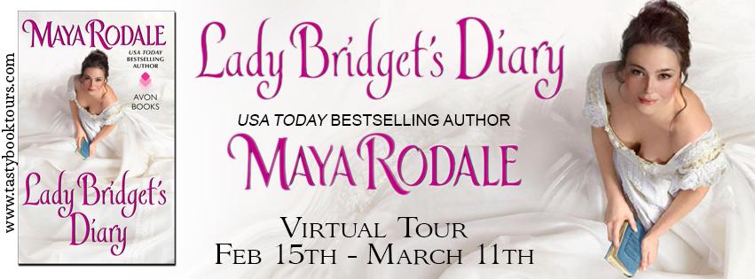 LADY BRIDGET'S DIARY by Maya Rodale: Excerpt & Giveaway