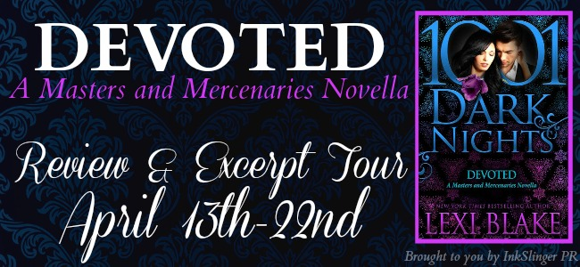 DEVOTED by Lexi Blake: Review & Excerpt