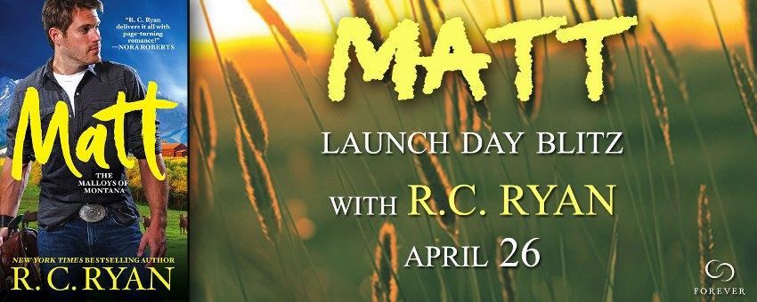 MATT by R.C. Ryan: Release Spotlight ~ Excerpt, Q&A & Giveaway