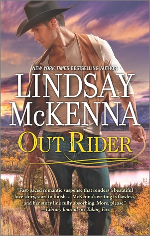 OUT RIDER by Lindsay McKenna: Review