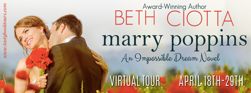 MARRY POPPINS by Beth Ciotta: Excerpt & Giveaway