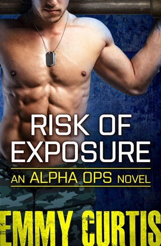 RISK OF EXPOSURE by Emmy Curtis: Review, Excerpt & Giveaway